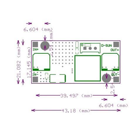 Ic Lm2596s 2596 12v Sop To 263 ماژول رگولاتور dc به dc کاهنده 3 آمپر lm2596s با قابلیت
