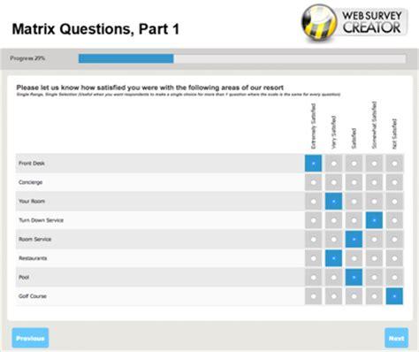 Web Survey - web survey creator so easy you ll be buzzing