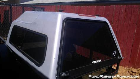 for sale vision truck shell ford ranger forum