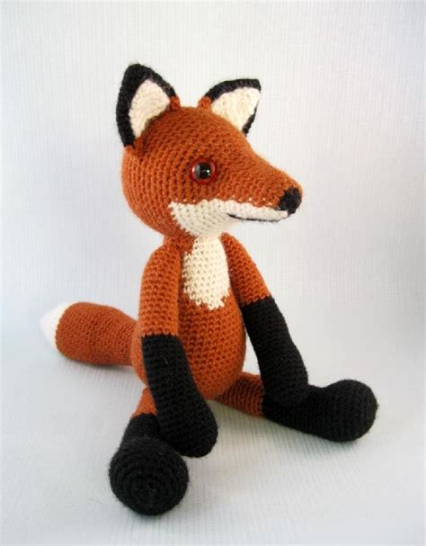 fox pattern pinterest editor s inspiration bracken the fox crochet pattern by