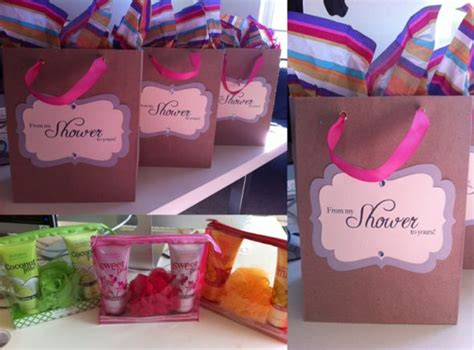 hostess gifts for bridal shower from my shower to yours hostess gifts weddingbee