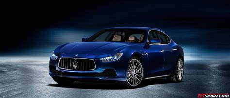 Maserati Ghibli Priced From 104 665 Gtspirit