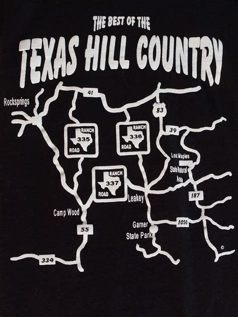 texas hill country motorcycle rides map the three scenic motorcycle ride in the hill country of south central texas also known