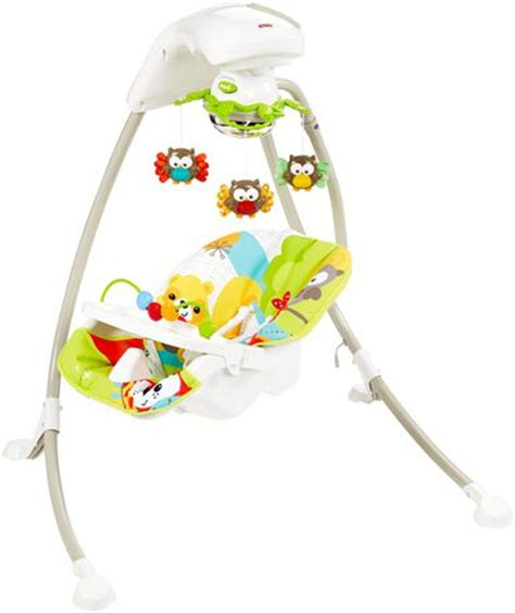 fisher price baby swing canada fisher price woodland friends cradle n swing walmart canada