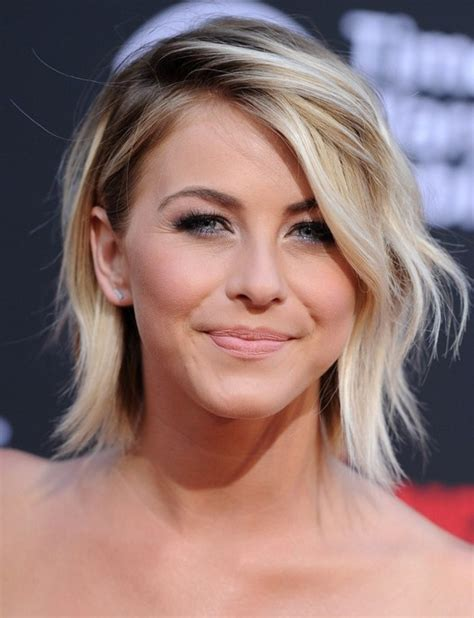 what blonde colour is julianne hough short hair 2014 julianne hough hairstyles celebrity latest hairstyles 2016
