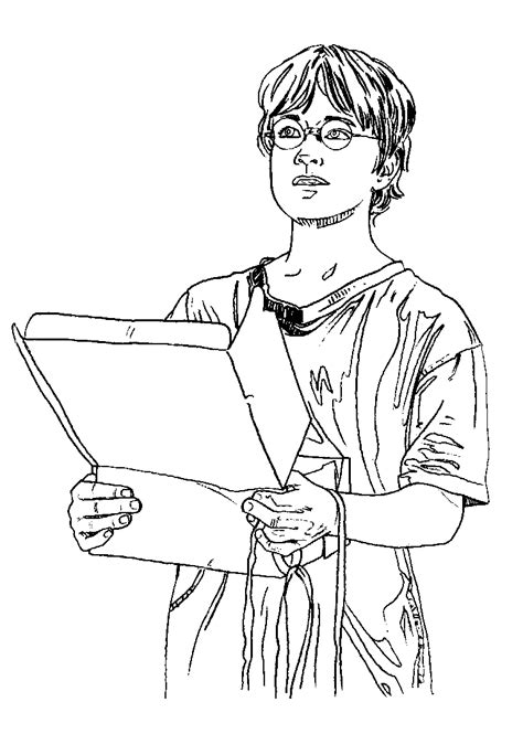 harry potter coloring pages to print free coloring pages of harry potter