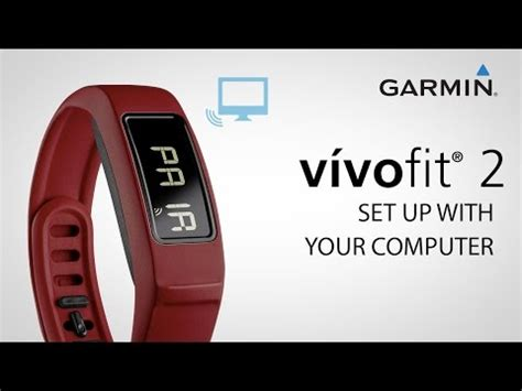 reset time on vivofit 2 garmin vivofit2 unboxing doovi