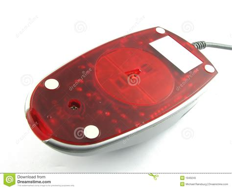Mouse Infrared bottom of an infrared computer mouse royalty free stock photo image 1949245
