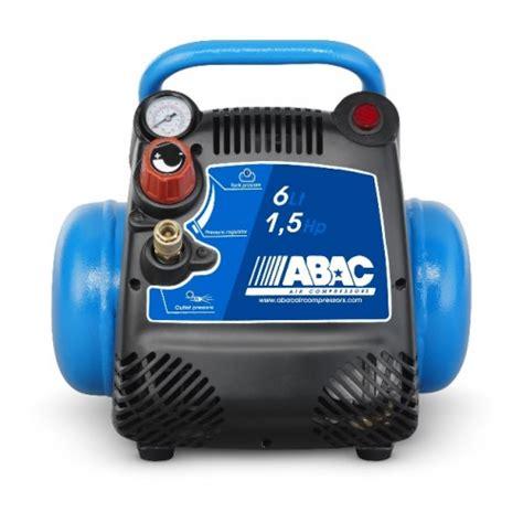 abac start  direct drive oil   hp  litre air compressor air supplies uk