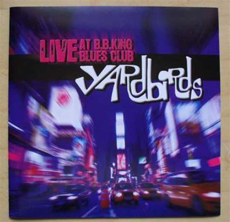 Cd Living Blues yardbirds live blueswailing july 64 records lps vinyl and cds musicstack