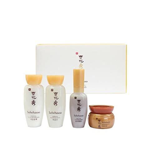 Murah Sulwhasoo Basic Kit 5 Items sulwhasoo basic skin care kit 4 items travel set sulwhasoo beautil
