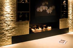 new modern fireplace design line from planika