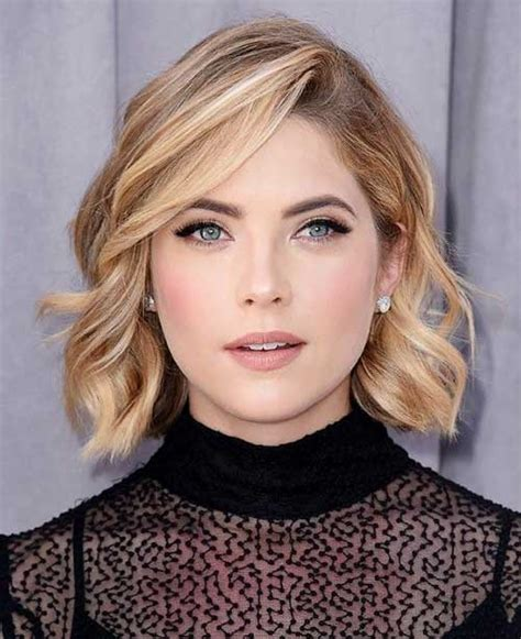 best hair to use for a bob 30 best wavy bob hairstyles bob hairstyles 2017 short