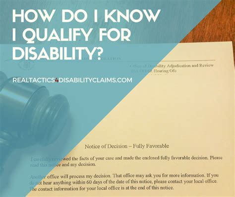 how do i know if i qualify for section 8 how do i know i qualify to file a disability claim