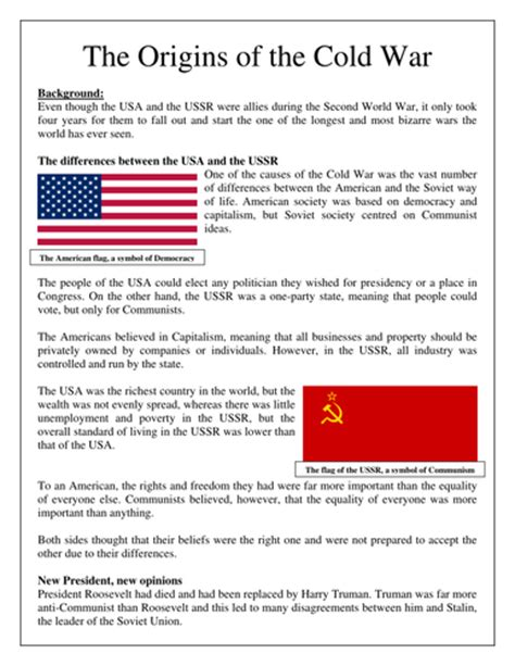Cold War Worksheets by Cold War Timeline Worksheet Pdf Cold War Timeline