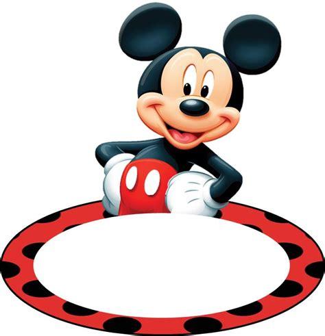 printable mickey mouse name tags name tags for kids buscar con google name tags