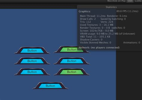 unity gui grid layout gui unity grid layout causing multiple draw calls game