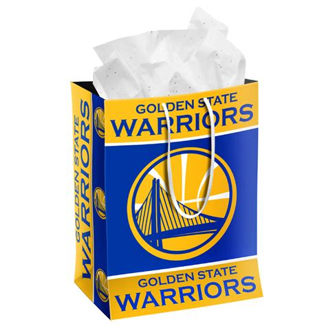 Gifts Designed For Mba Golden State Warriors golden state warriors gift bag golden state warriors