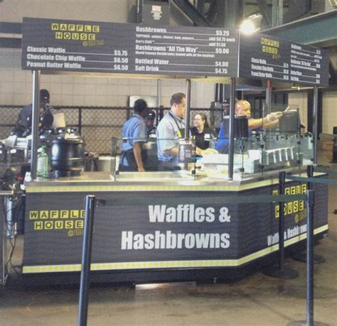 is waffle house open southerners rejoice waffle house to open at turner field mlb com