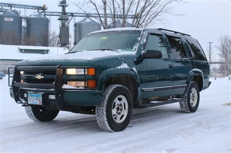 how does cars work 2000 chevrolet tahoe security system 2000 chevrolet tahoe z71 4x4 mnautoauctions com 124 k bid
