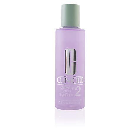Clinique Clarifying Lotion 2 clinique tonics clarifying lotion 2 products perfume s club