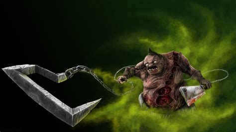 Dota 2 Obey Pudge oldie pudge dota 2 wallpapers