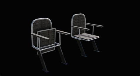 Auditorium Chair 3d Model Free by Auditorium Chair Autocad 3d Cad Model Grabcad