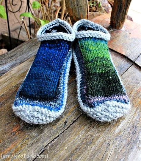 sock pattern bulky yarn from sock to bulky spindlewise simply notable