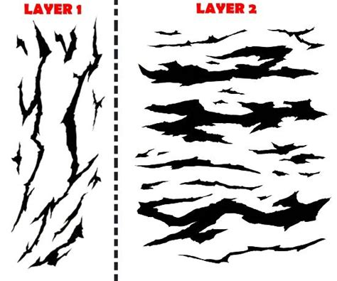 camouflage templates for painting winter camouflage airbrush stencil air brush template ebay
