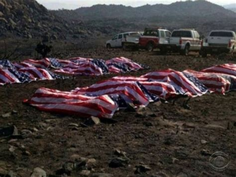 why didn t shelters save granite mountain hotshots bodies of 19 firefighters killed in arizona wildfire re