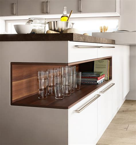 modern kitchen cabinets with goldreif by poggenpohl