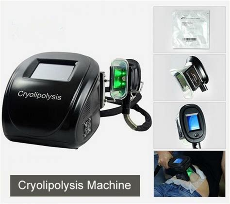 portable cryolipolyse kryolipolyse criolipolise
