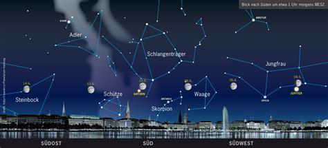 sternenhimmel basteln sternenhimmel 252 ber norddeutschland im juni 2017