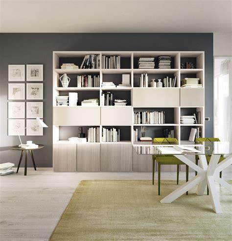 modelli librerie le librerie componibili da soggiorno 20 modelli con tante