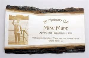 memorial photo plaque enchanted memories custom