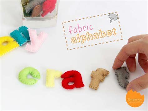 lettere pannolenci alfabeto in pannolenci cartamodello e tutorial