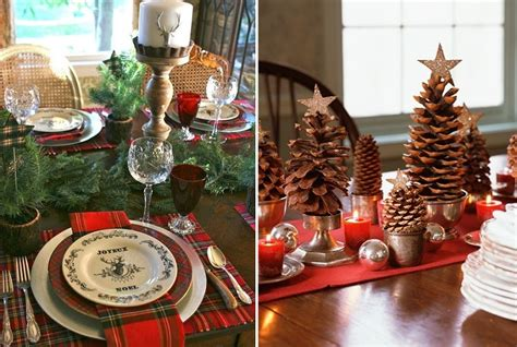 dicas para decorar mesa de natal dicas para decorar a mesa de natal vilamulher