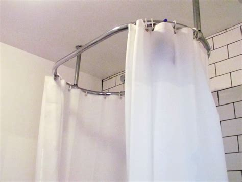 free standing shower curtain rail free standing curtain rod ikea home design ideas