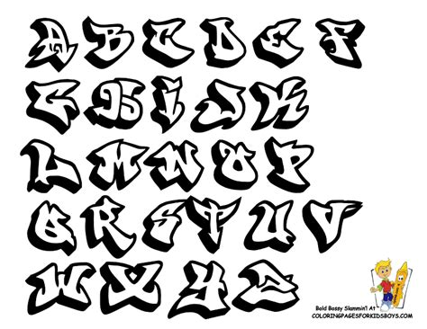 graffiti styles coloring pages graffiti creator styles graffiti alphabet