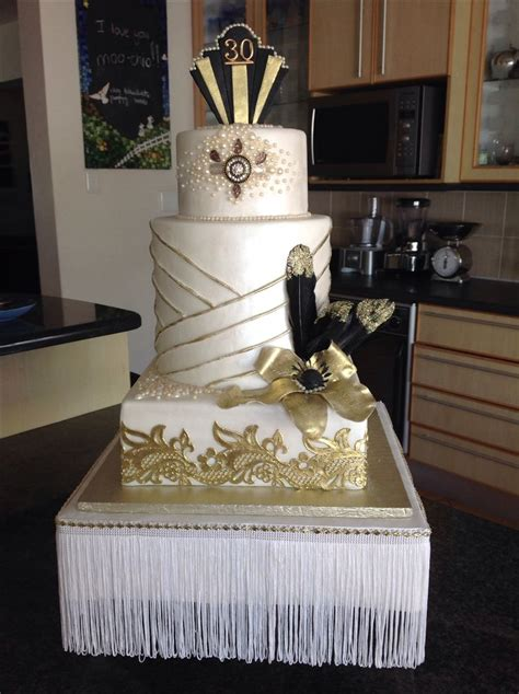 the great gatsby quinceanera theme great gatsby theme cake quinceanera cakes pinterest