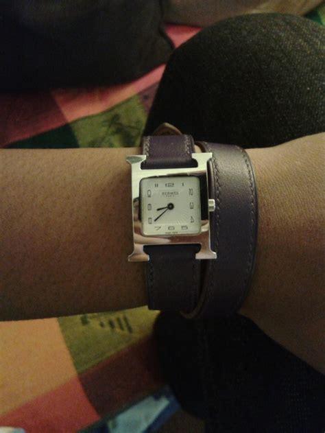 bracelet pour montre hermes heure H