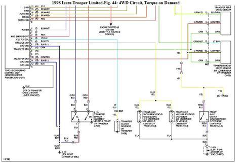 big horn isuzu tod wiring diagram on big wirning