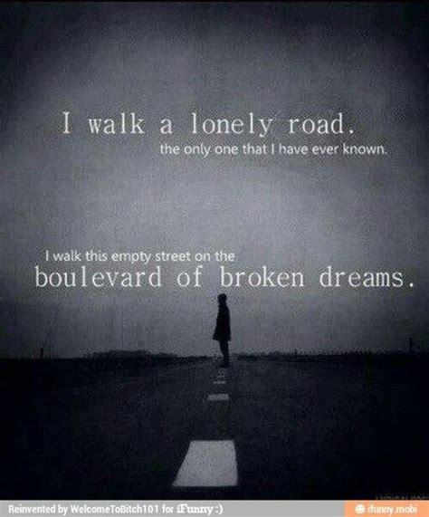 boulevard of broken dreams green day karoke boulevard of broken dreams green day pinterest