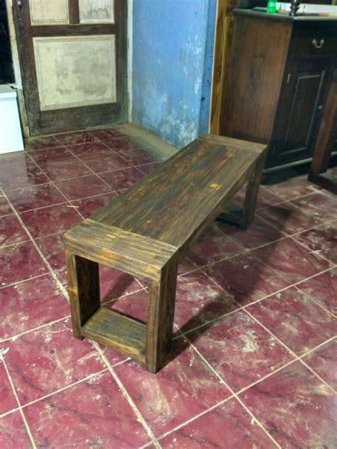 Kursi Jati Bekas mebel kayu jati bekas recycle model minimalis yang ramah