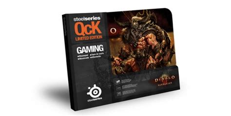 Mousepad Steelseries Qck W 320 X L 270 X H 2mm sk gaming content steelseries qck barbarian edition