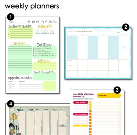 free printable mom planner 6 best images of mom weekly planner printable mom