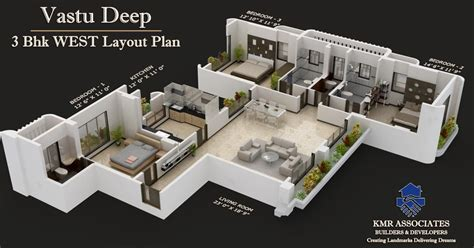 3bhk plan 3 bhk simple plan for house aloin info aloin info