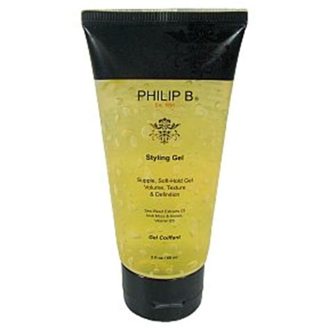 styling gel meaning philip b styling gel travel size miniature products