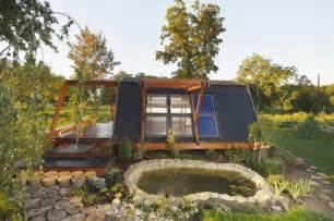 Small Homes Living The Grid Soleta Zeroenergy Homes Everything Needed For
