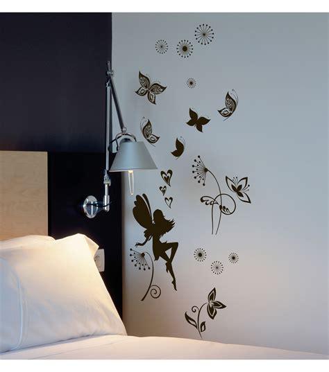 home decor dark fairy wall decals  piece set jo ann